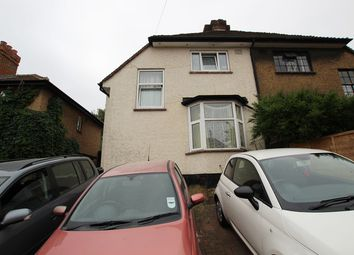 Thumbnail 3 bed semi-detached house for sale in Plumer Road, High Wycombe