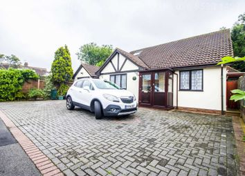 Thumbnail 4 bed detached bungalow for sale in Lakeland Close, Chigwell