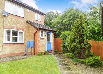 Thumbnail 3 bed semi-detached house for sale in Blaen Y Cwm, Broadlands, Bridgend.