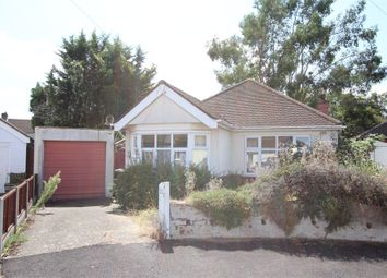 Thumbnail 2 bed detached bungalow for sale in Burleigh Gardens, Ashford