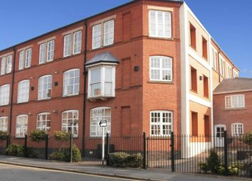 Thumbnail 1 bed flat for sale in Shilton Road, Barwell, Leicester