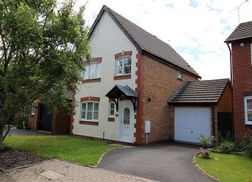 Thumbnail 3 bed detached house to rent in Blaen Y Ddol, Broadlands, Bridgend.