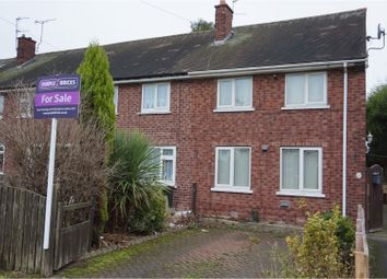 Thumbnail 3 bed town house for sale in Robinets Road, Rotherham