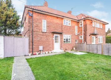 Thumbnail 3 bed semi-detached house for sale in Burgundy Croft, Welwyn Garden City