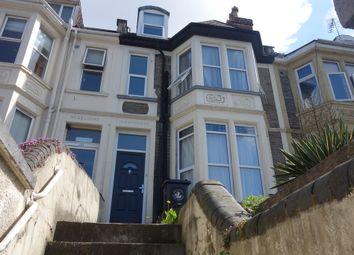 Thumbnail 4 bedroom terraced house for sale in Stapleton Road, Eastville, Bristol