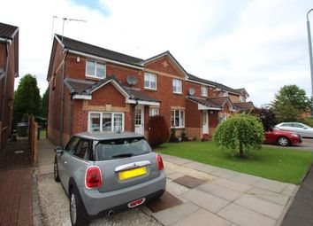 Thumbnail 4 bed semi-detached house for sale in Brent Road, Thornliebank, Glasgow, Lanarkshire
