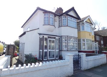 3 bed semi-detached house for sale in Rosemary Avenue, Edmonton, London N9