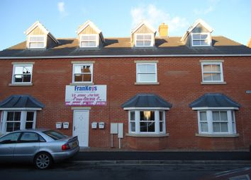 Thumbnail 2 bed flat to rent in Robey Court, Robey Street, Lincoln