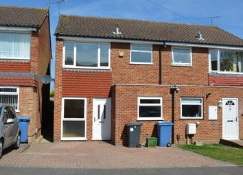 Thumbnail 3 bedroom semi-detached house to rent in Blackwater, Camberley