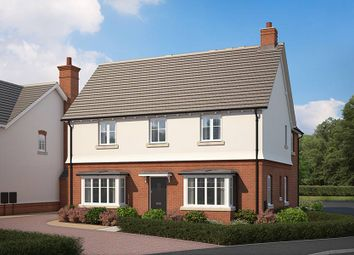 """Thumbnail 4 bed detached house for sale in """"The Halford"""" at Park Road, Hagley, Stourbridge"""