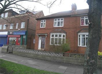 Thumbnail 4 bed semi-detached house to rent in Coast Road, High Heaton, Newcastle Upon Tyne, Tyne And Wear