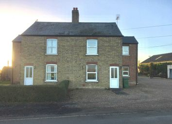 Thumbnail 3 bed semi-detached house to rent in Padgetts Road, Christchurch, Wisbech