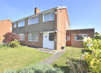 Thumbnail Semi-detached house for sale in Churchill Grove, Tewkesbury, Gloucestershire