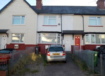 Thumbnail 2 bedroom terraced house to rent in Meyrick Road, Cardiff, South Glamorgan.