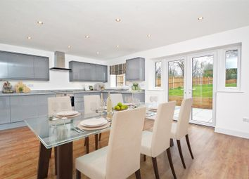 Thumbnail 4 bedroom detached house for sale in Greenwood Road, Bakersfield, Nottingham