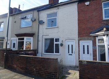 Thumbnail 3 bed terraced house to rent in Morven Street, Creswell, Worksop
