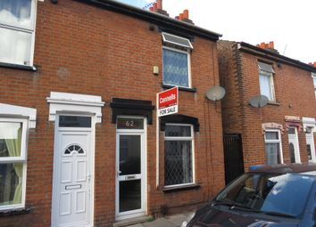 Thumbnail 2 bed end terrace house for sale in Surrey Road, Ipswich