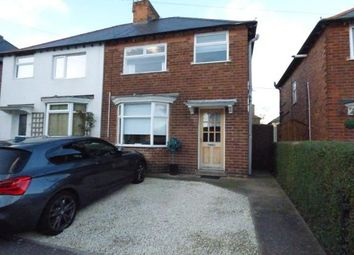 Thumbnail 3 bed semi-detached house for sale in Collin Avenue, Sandiacre, Nottingham