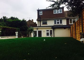 Thumbnail 4 bed semi-detached house for sale in Robin Hood Drive, London