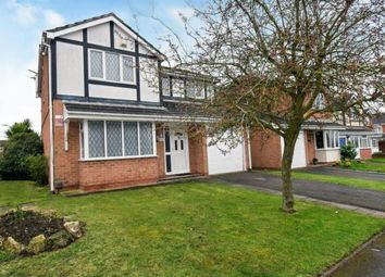 Thumbnail 4 bed detached house for sale in Barley Close, Glenfield, Leicester, Leicestershire