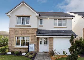 Thumbnail 4 bed detached house for sale in Birchwood, Netherton Road Off Leuchatsbeath Road, Cowdenbeath