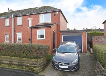 Thumbnail 2 bed semi-detached house for sale in Naylor Road, Oughtibridge, Sheffield