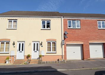 Thumbnail 2 bed terraced house for sale in Raleigh Drive, Culllompton