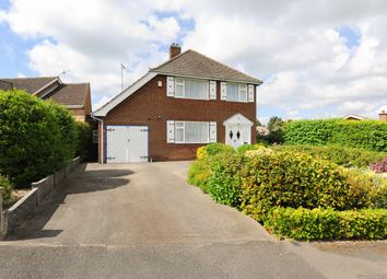 Thumbnail 3 bedroom detached house for sale in Larch Way, Chesterfield