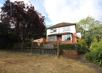 Thumbnail 4 bed detached house to rent in Saint Peter's Avenue, Caversham Heights, Reading