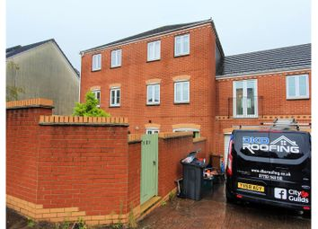 4 bed town house for sale in Head Weir Road, Cullompton EX15