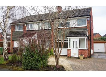 Thumbnail 3 bed semi-detached house for sale in Sunningdale Avenue, Alwoodley