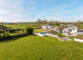 Thumbnail 4 bed detached house for sale in Wanborough, Swindon, Wiltshire