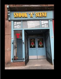 Thumbnail Leisure/hospitality for sale in Glasgow, Glasgow