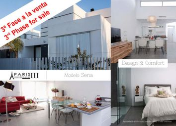Thumbnail 3 bed villa for sale in Residencial Paris, Dolores, Alicante, Valencia, Spain