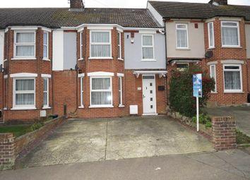 Thumbnail 3 bed terraced house for sale in Birch Avenue, Dovercourt, Harwich