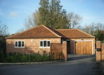 Thumbnail 3 bed detached bungalow to rent in Palmer Road, Sutton-On-Trent, Newark