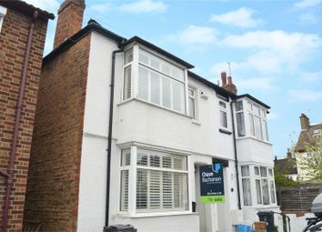 Thumbnail 3 bed semi-detached house for sale in Newton Road, Isleworth