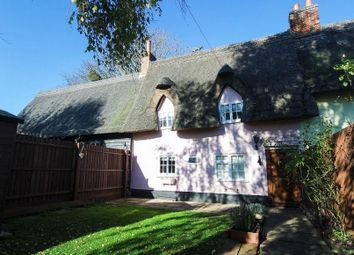 Thumbnail 2 bed cottage for sale in Old North Road, Bassingbourn