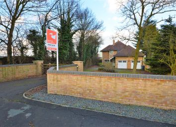 Thumbnail 5 bedroom property for sale in Old Great North Road, Stibbington, Peterborough