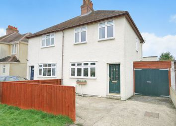 Thumbnail 2 bed semi-detached house for sale in Churchill Road, Kidlington