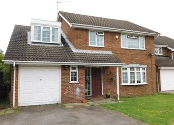 Thumbnail 4 bedroom detached house for sale in Squirrels Close, North Hillingdon