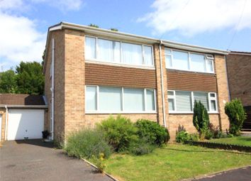 Thumbnail 3 bed semi-detached house to rent in Pensfield Park, Brentry, Bristol