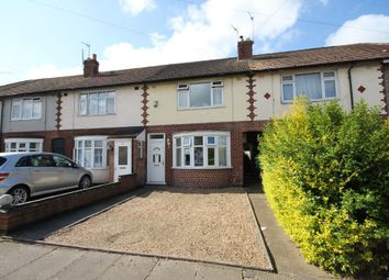 Thumbnail 3 bedroom terraced house for sale in Brackley Close, Leicester
