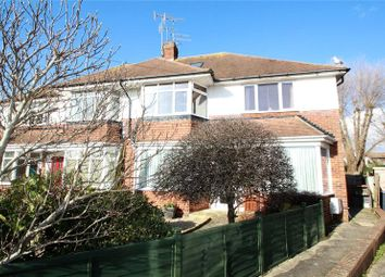 Thumbnail 3 bed maisonette for sale in Chesham Close, Goring By Sea, Worthing