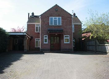 Thumbnail 4 bed detached house to rent in Beckett End, Foulden, Thetford, Norfolk
