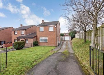 Thumbnail 3 bed detached house for sale in Bracadale Road, Baillieston, Glasgow, Lanarkshire