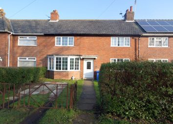 Thumbnail 3 bed terraced house to rent in Rye Avenue, Norwich