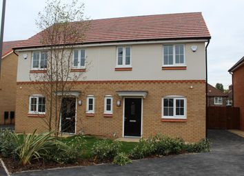 Thumbnail 3 bed semi-detached house to rent in Oleander Way, Liverpool