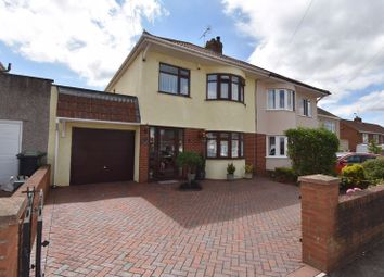 Stockwell Drive, Mangotsfield, Bristol BS16. 3 bed semi-detached house