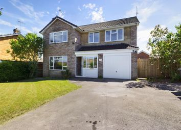 Thumbnail 4 bed detached house to rent in Coombs Road, Coleford